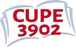 CUPE 3902 logo