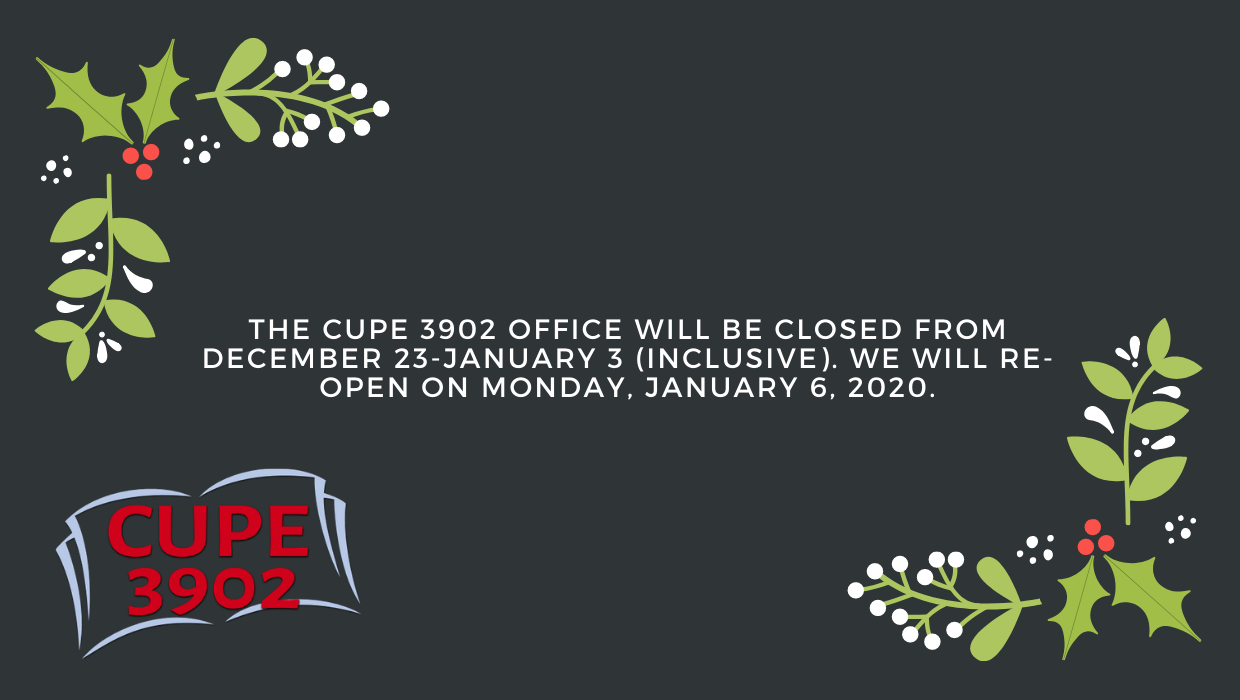 Large Christmas Closure